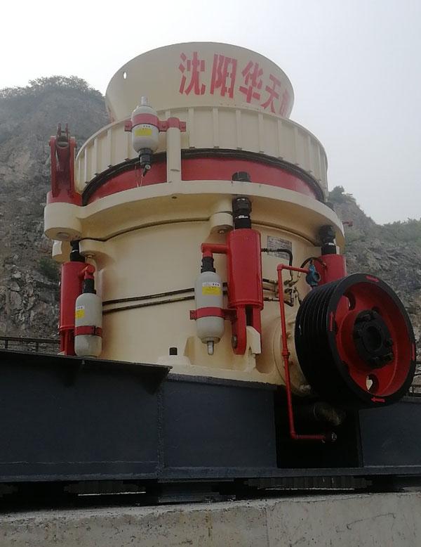 上海HTP多缸300高效液压圆锥破碎机