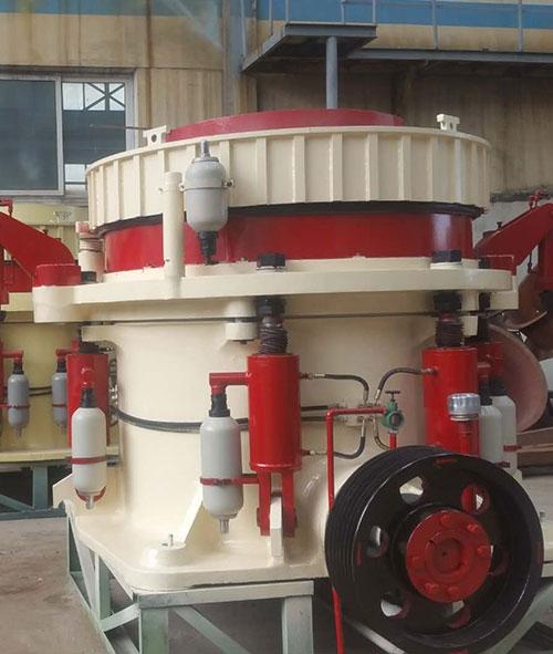 多缸液压机生产现场图片