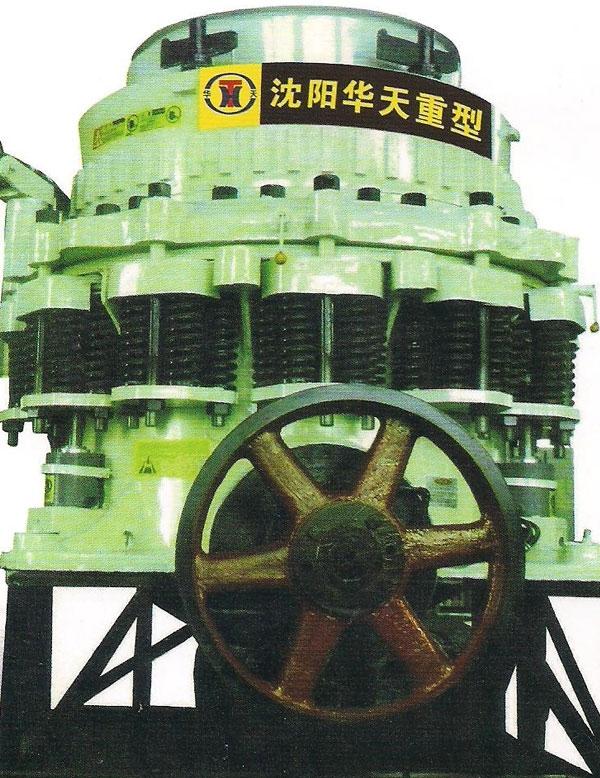 多缸液压圆锥破碎机设备生产效率的方法